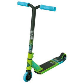 MADD GEAR Kick Rascal Stunt Scooter Kinder green/blue